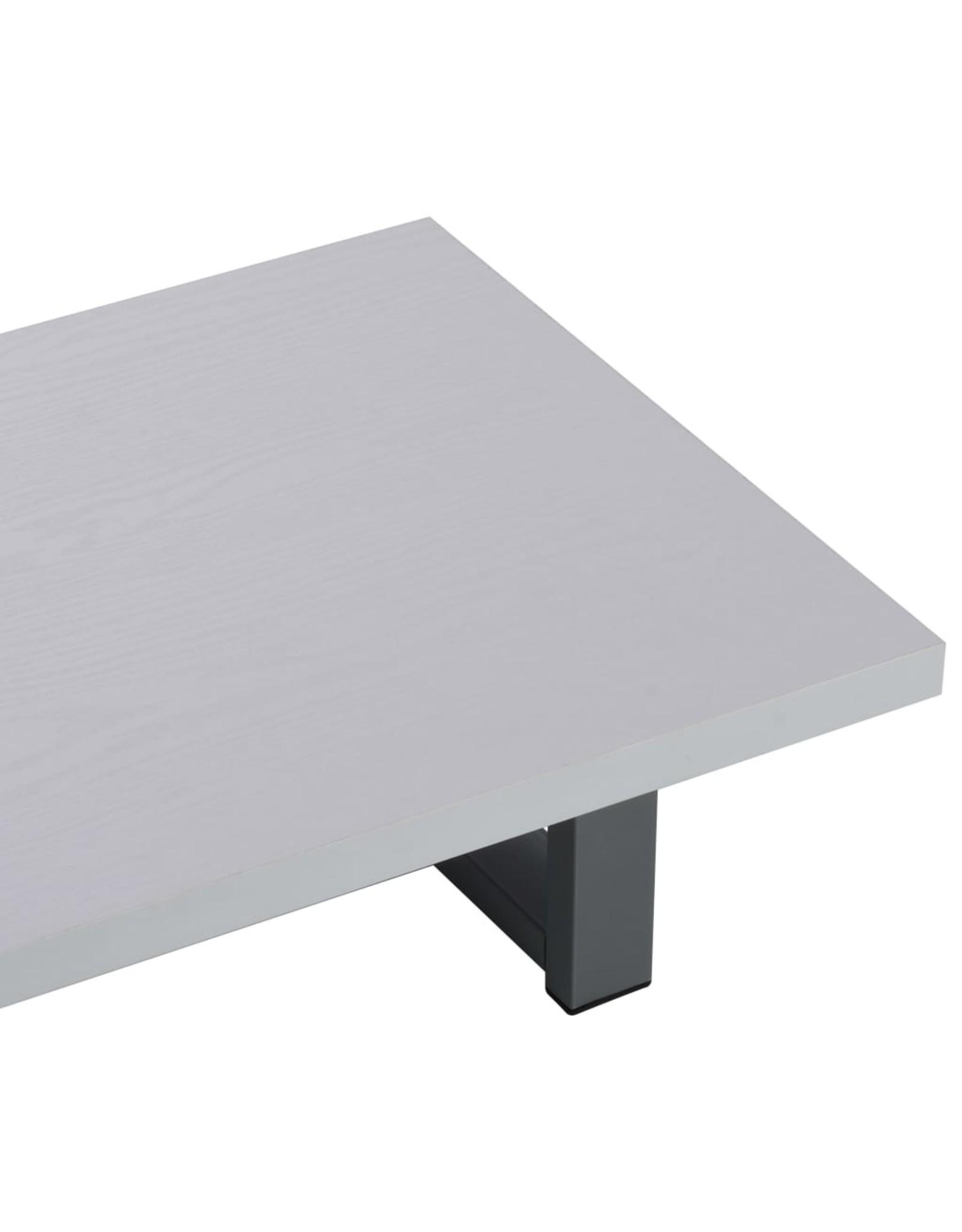 Badkamermeubel 60x40x16,3 cm wit