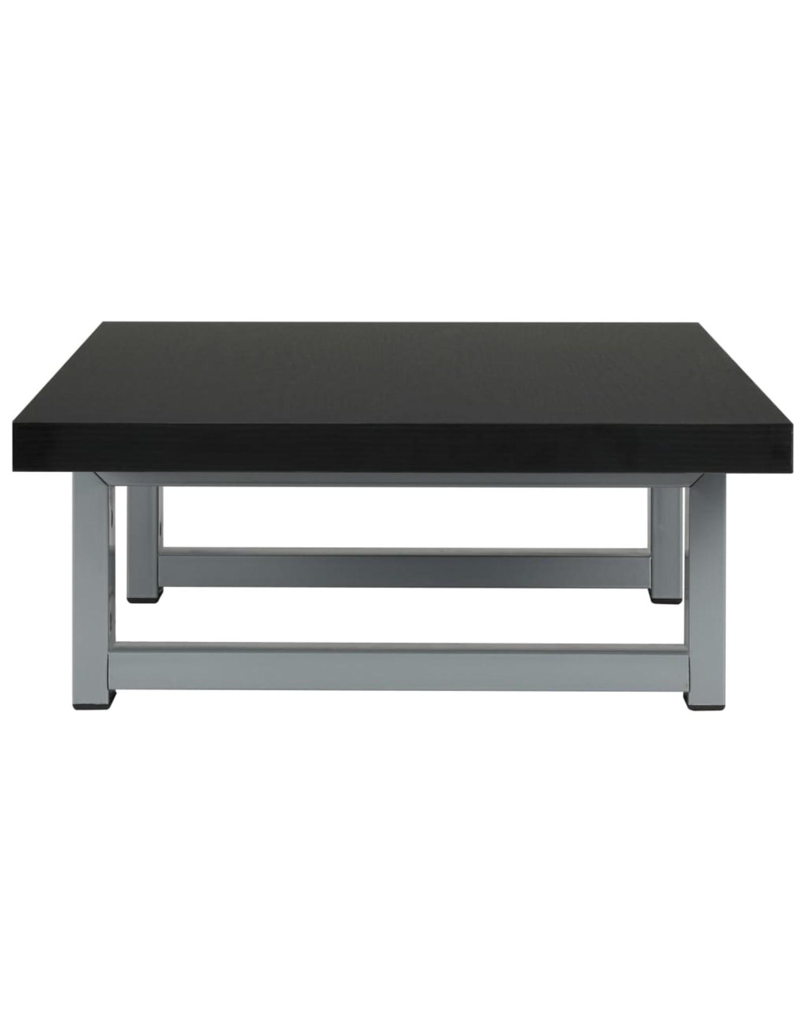Badkamermeubel 60x40x16,3 cm zwart