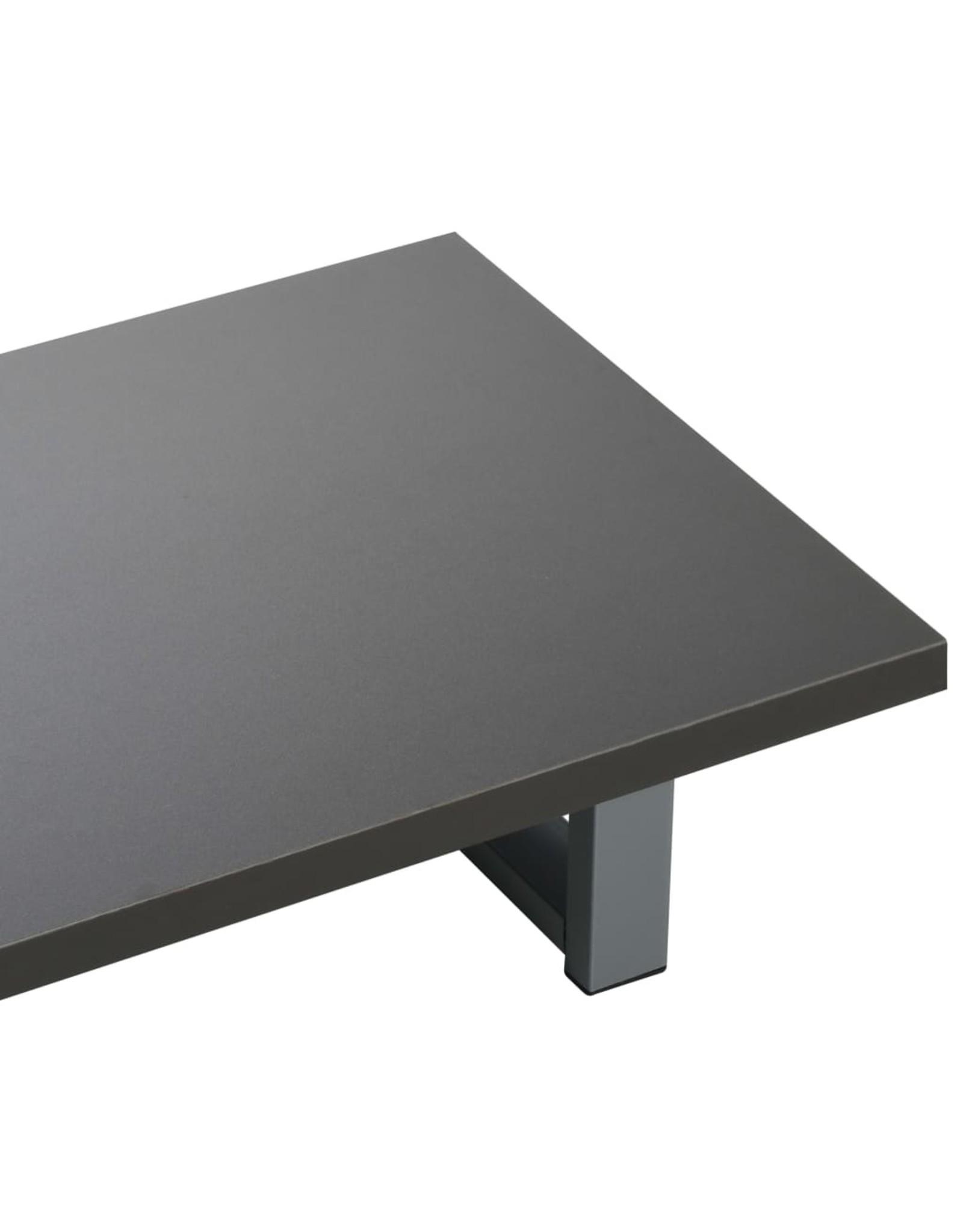 Badkamermeubel 60x40x16,3 cm grijs