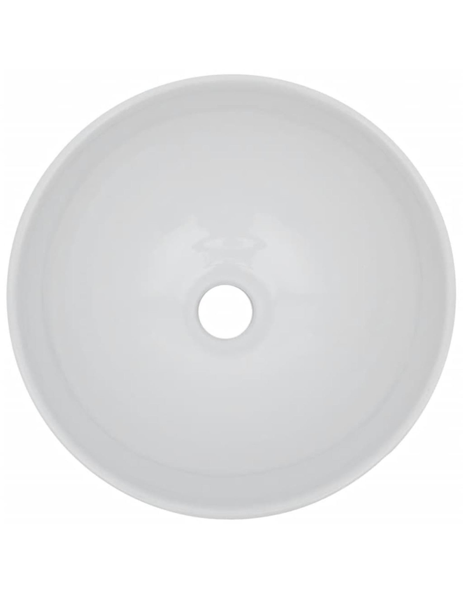 3-delige Badkamermeubelset keramiek wit