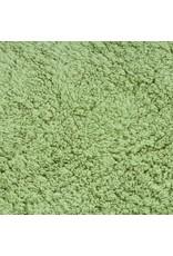 Badmattenset stof groen 2-delig