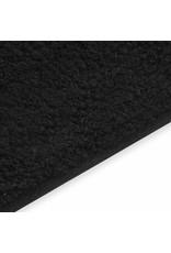 Badmattenset stof antraciet 2-delig