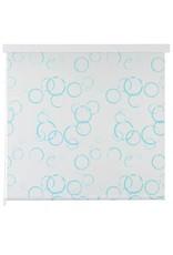 Rolgordijn voor douche 160x240 cm bubbel