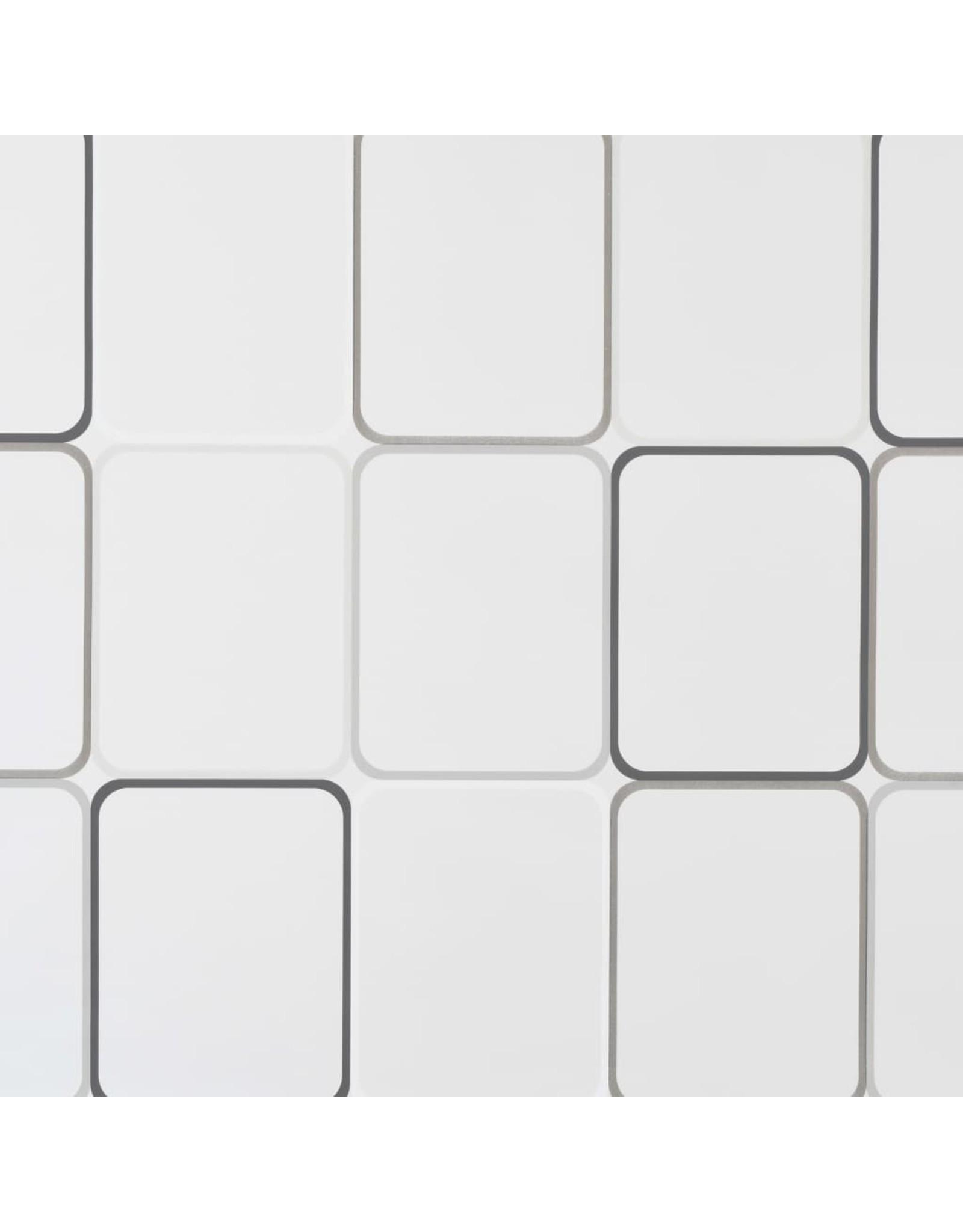 Rolgordijn voor douche 160x240 cm vierkant
