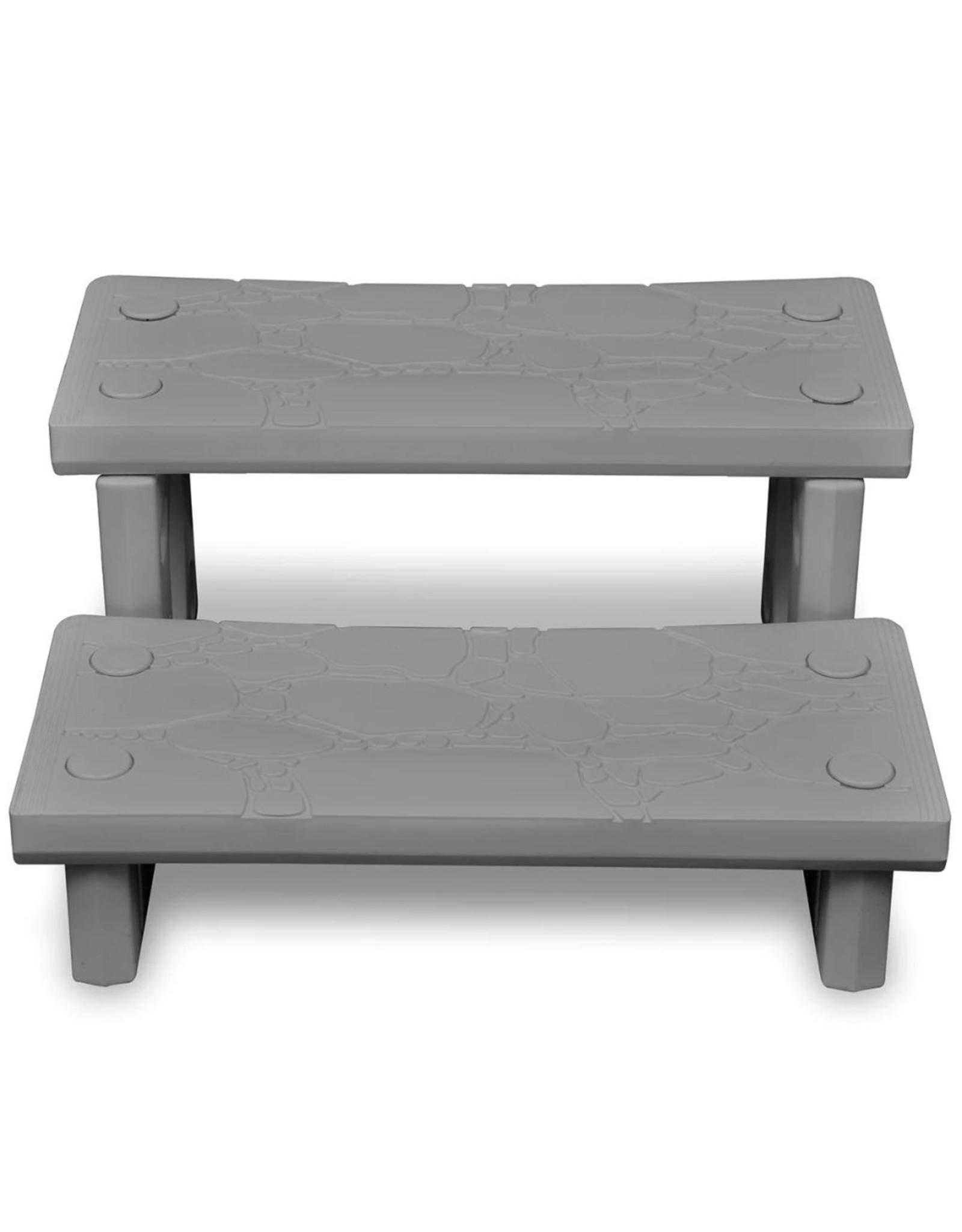 Spa trap (grijs)