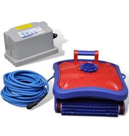 Zwembad robot stofzuiger (Rood/Blauw)