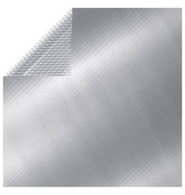 Zwembadhoes 300x200 cm PE zilverkleurig