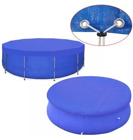 Zwembadhoes rond 90 g/m² 540 cm PE