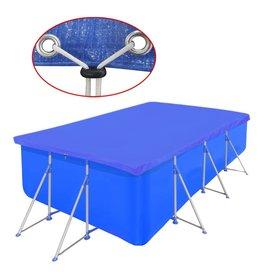 Zwembadhoes rechthoekig 90 g/m² 540x270 cm PE