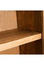 Badkamerkastje 59x32x80cm gerecycled massief grenenhout