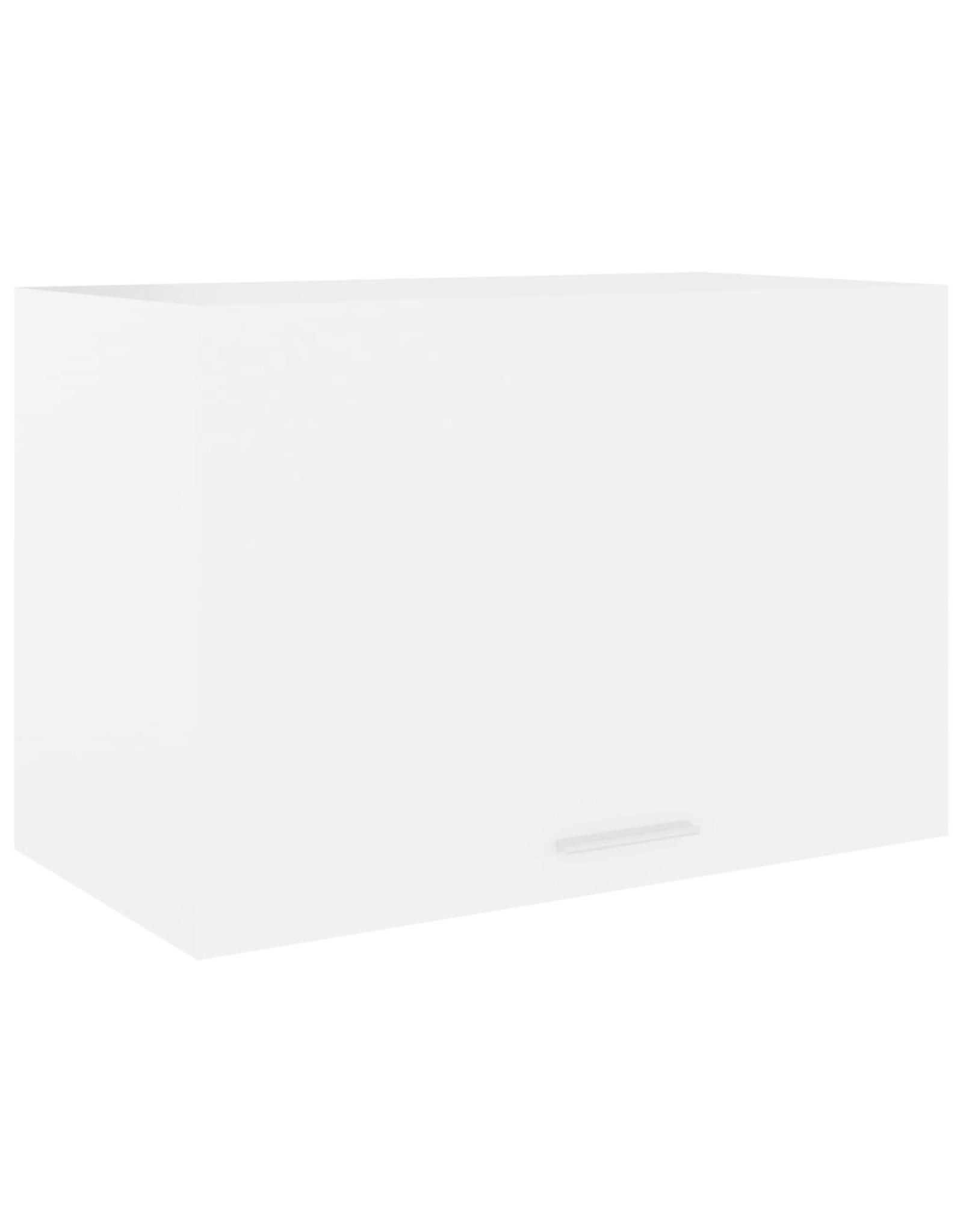 Hangkast 60x31x40 cm spaanplaat wit