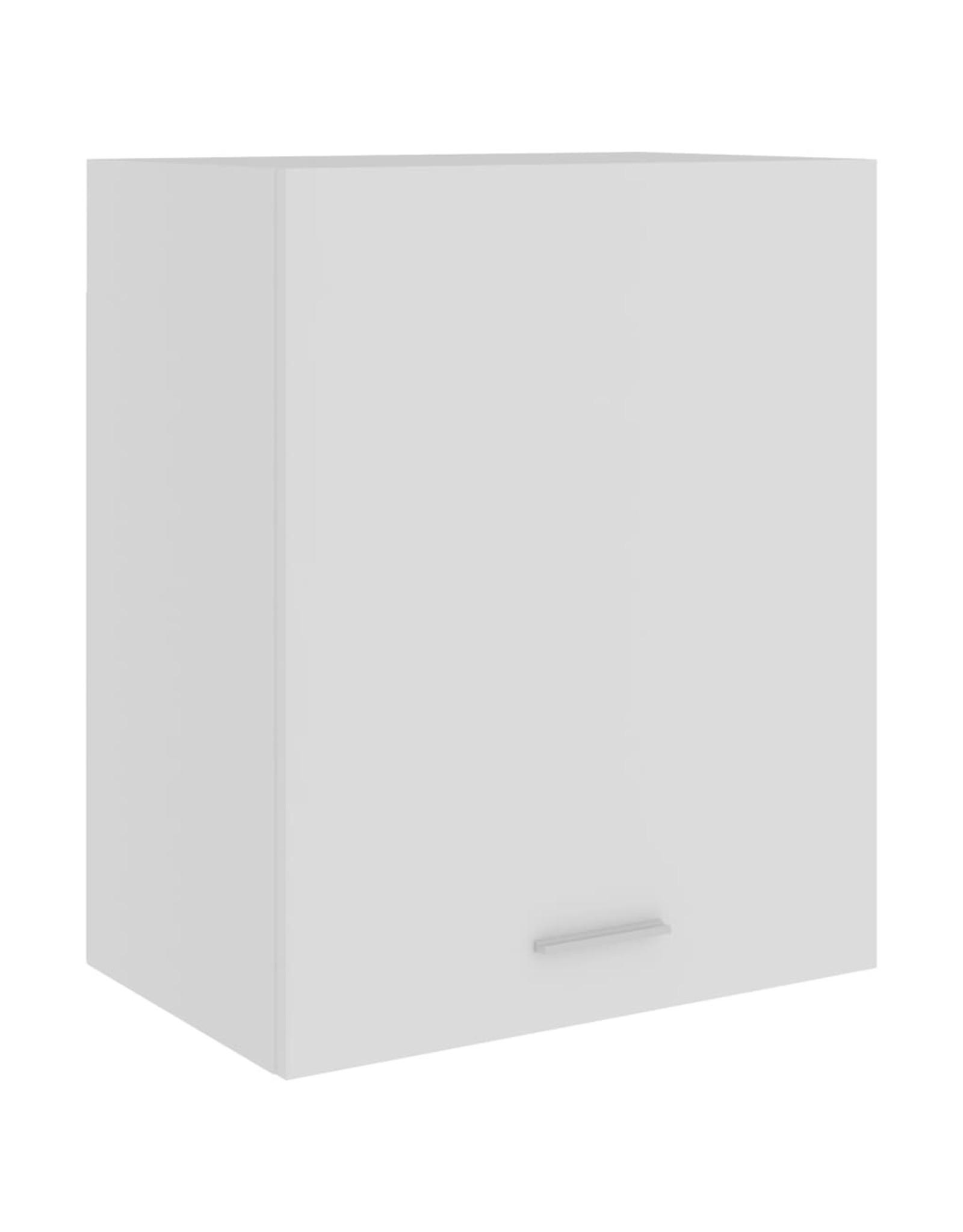 Hangkast 50x31x60 cm spaanplaat wit
