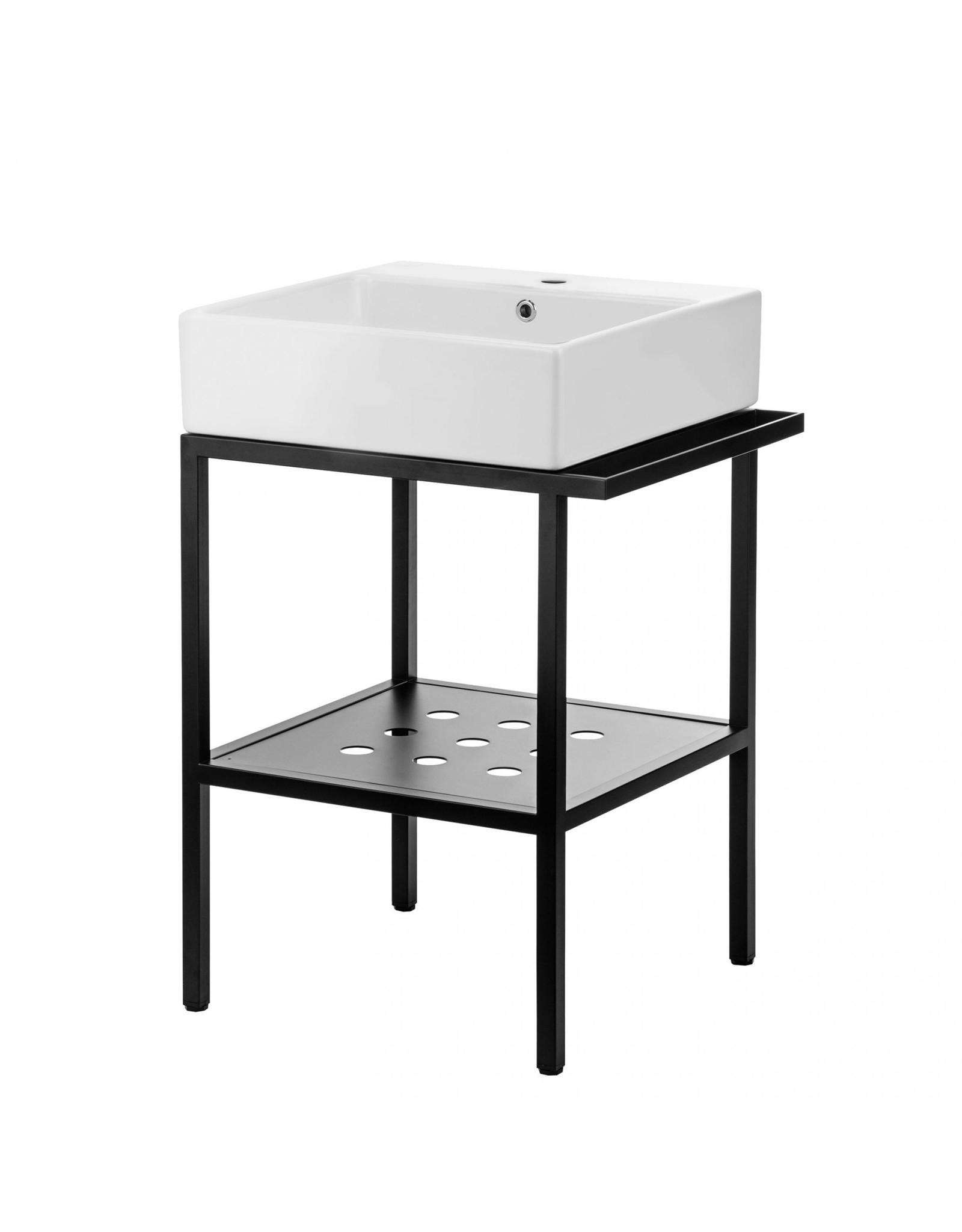 fabriecio Design bad meubel 50 x 50 cm