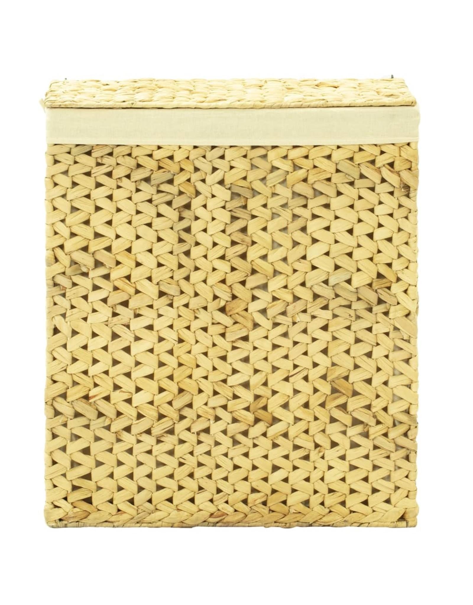4-delige Badkamerset waterhyacint
