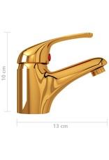 Mengkraan 13x10 cm goudkleurig