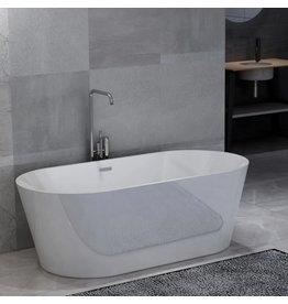 Badkuip vrijstaand 220 L acryl wit
