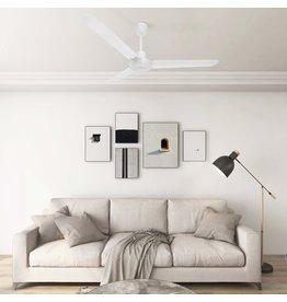 Plafondventilator 142 cm wit