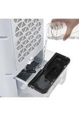 Airconditioner mobiel 3-in-1 60 W wit en zwart