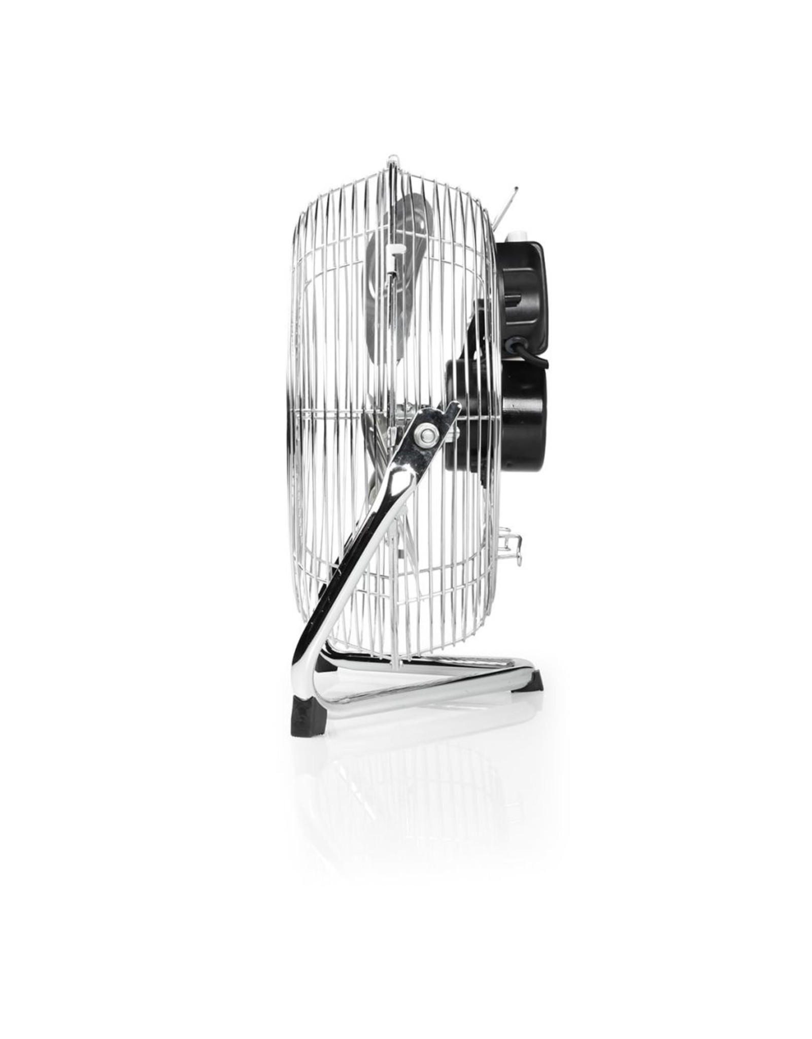 Boxventilator VE-5937 70 W 35 cm zilver