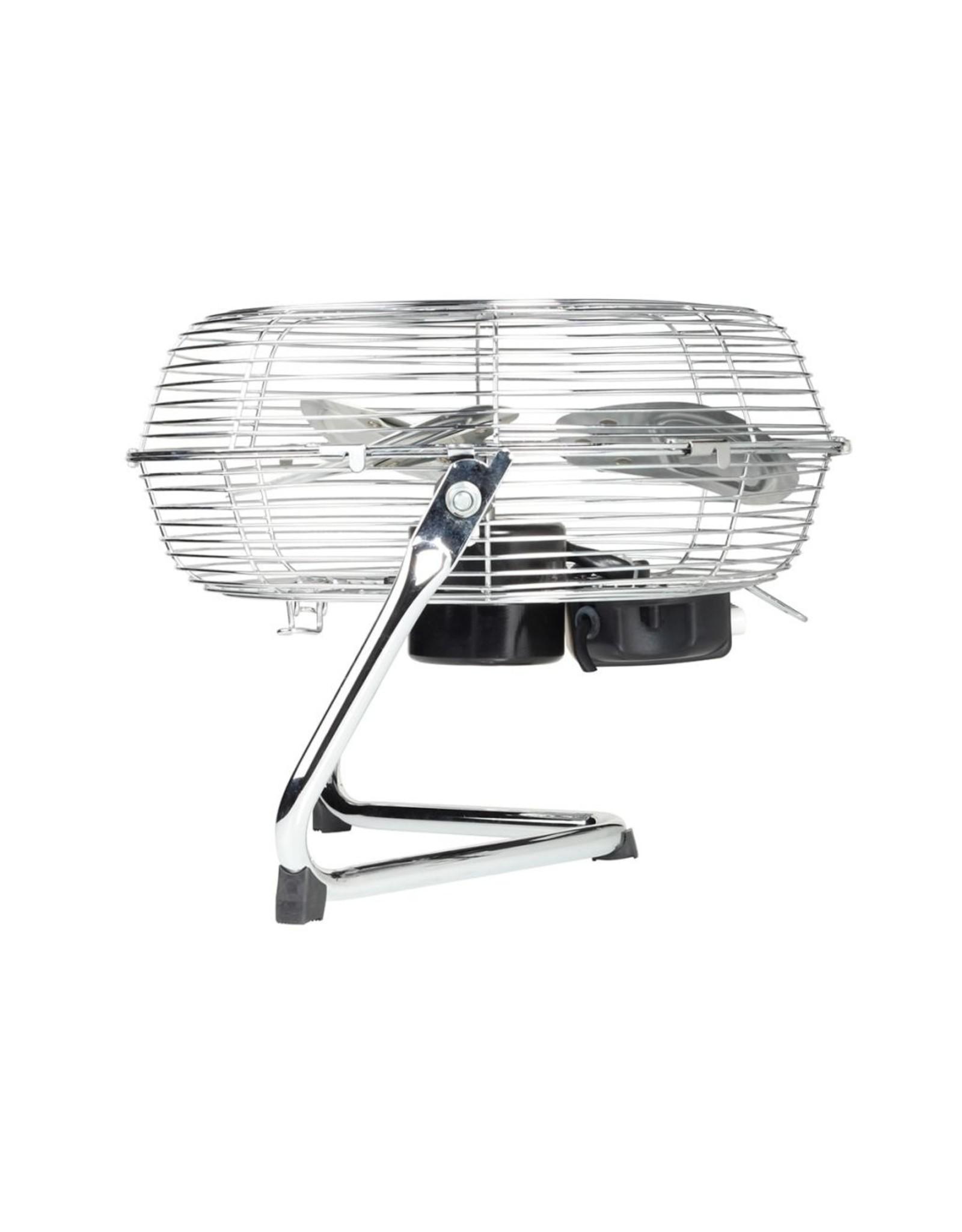 Boxventilator VE-5933 55 W 30 cm zilver