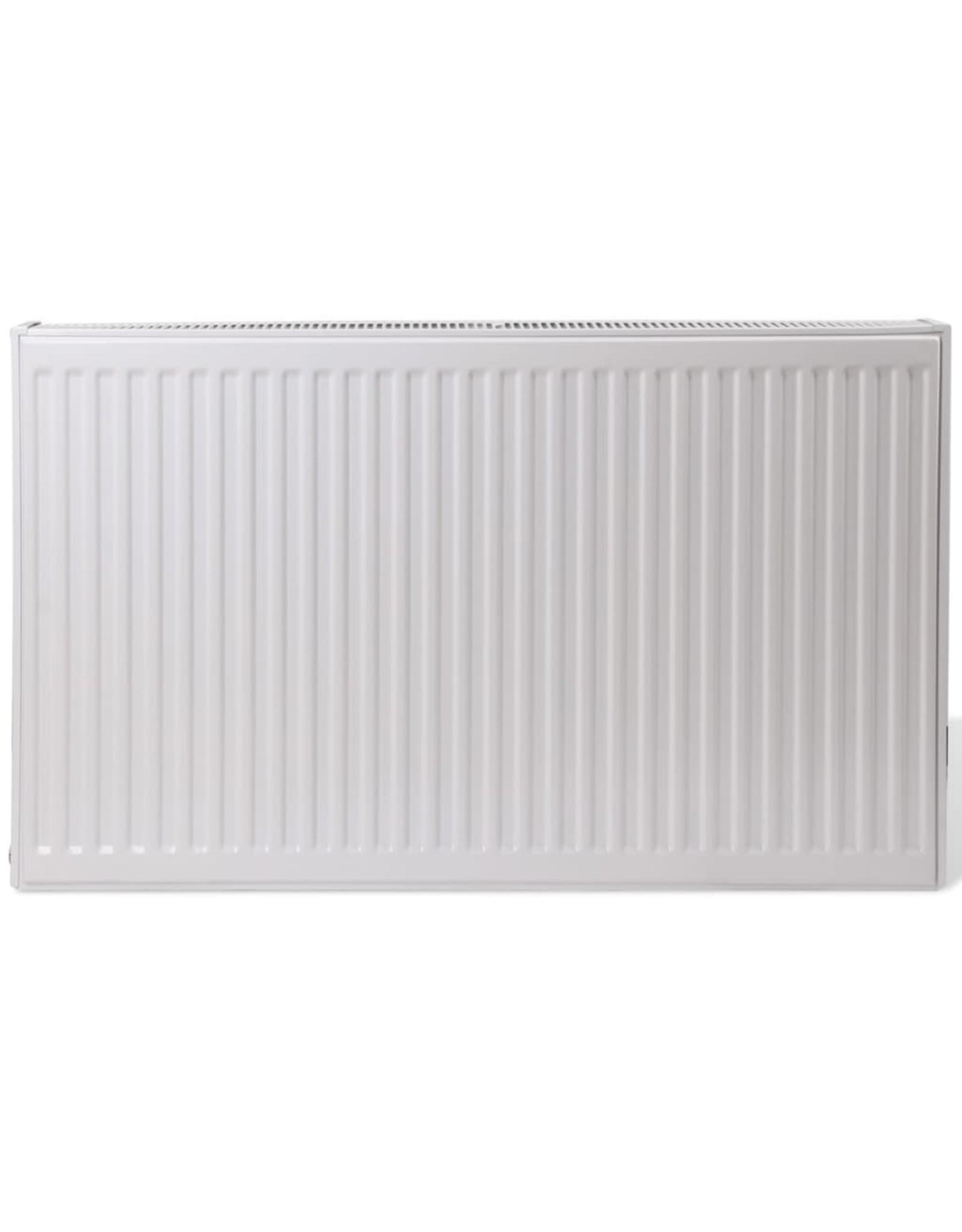 Convectorradiator 120x10x60 cm wit