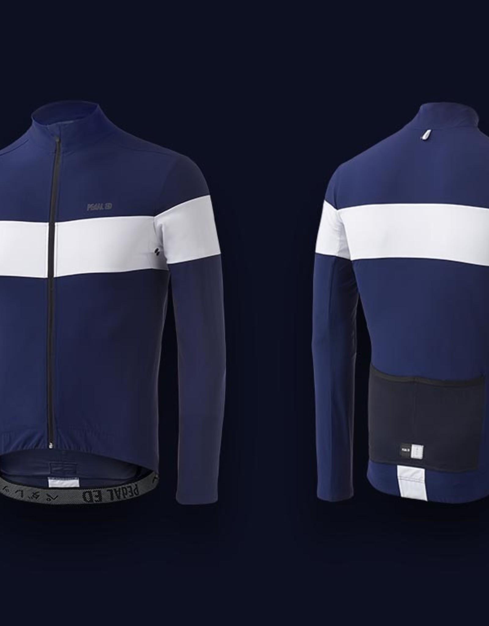 Pedal Ed Nachi Waterproof Jacket - Blue
