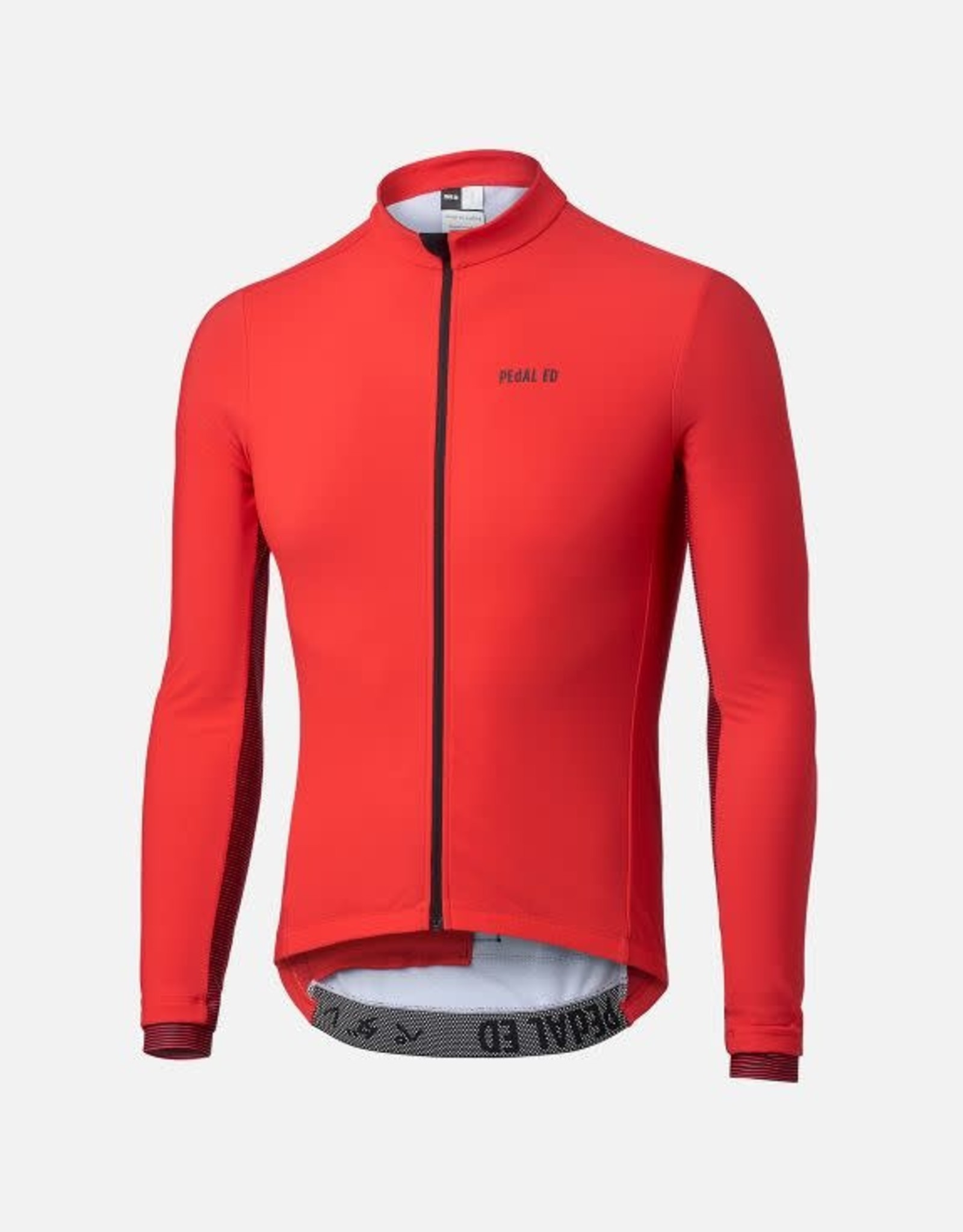 Pedal Ed Kobe Thermo Jersey - Red