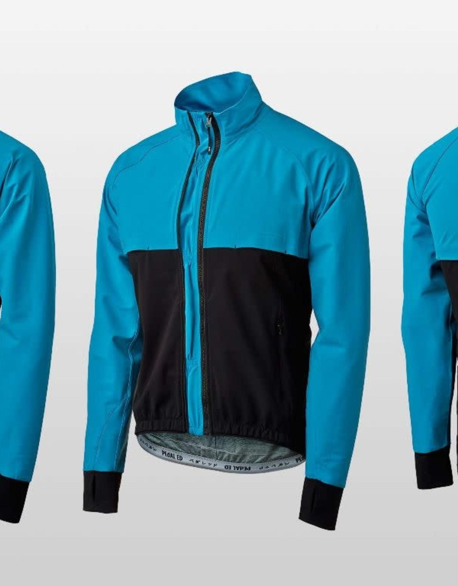 Pedal Ed Kanaya Jacket - Blauw