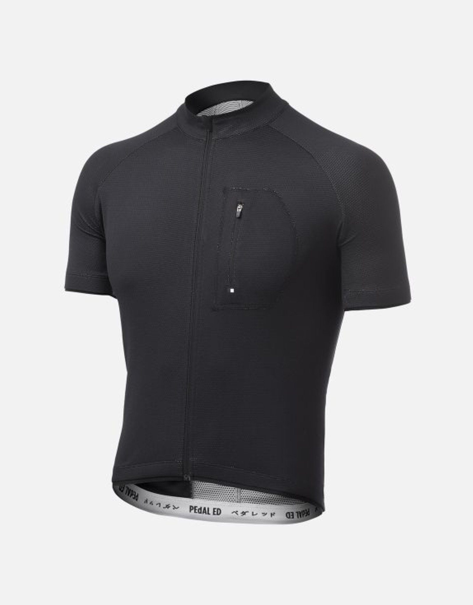 Pedal Ed Narita Carbon - Zwart