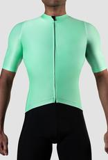 Black Sheep Cycling Men's TEAM SS Jersey - Block Neon Green