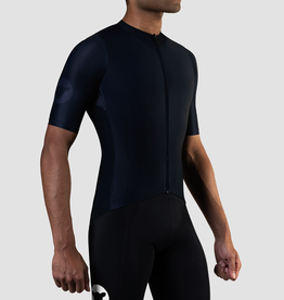 Black Sheep Cycling Men's TEAM SS Jersey - Block Midnight