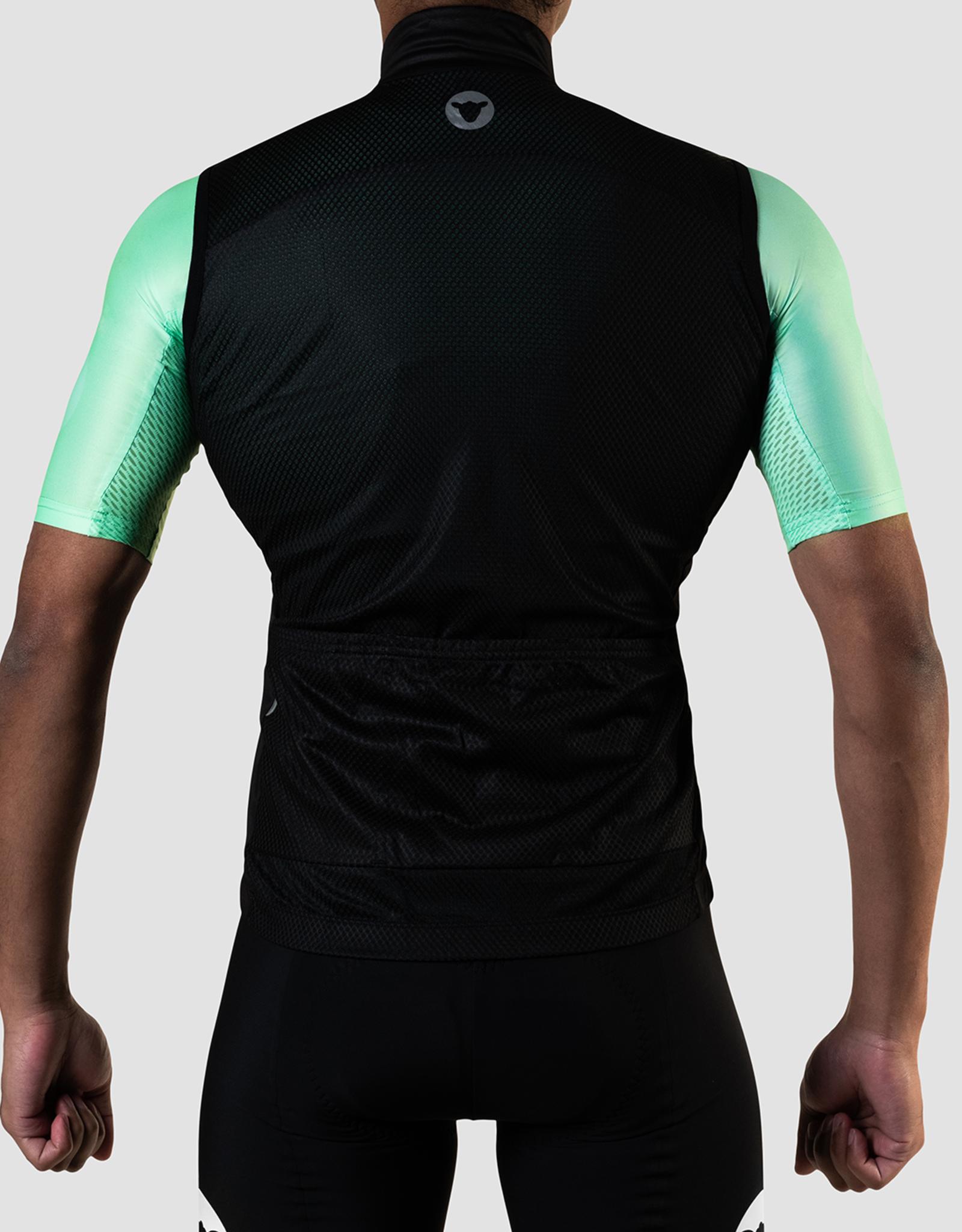 Black Sheep Cycling Men's TEAM Vest - Block Black