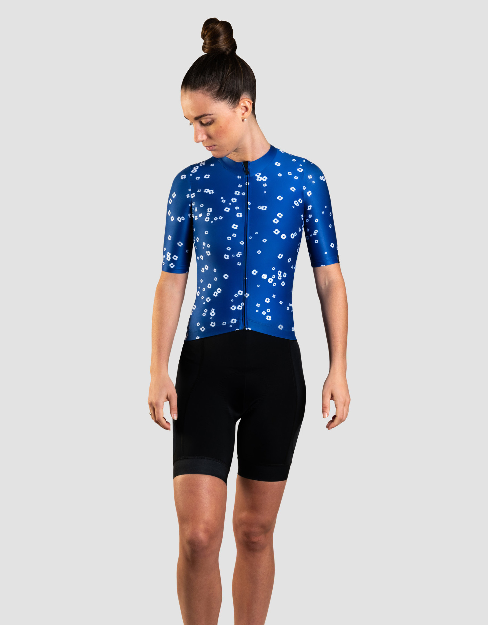 Black Sheep Cycling Women's TEAM SS Jersey - Racing Blue