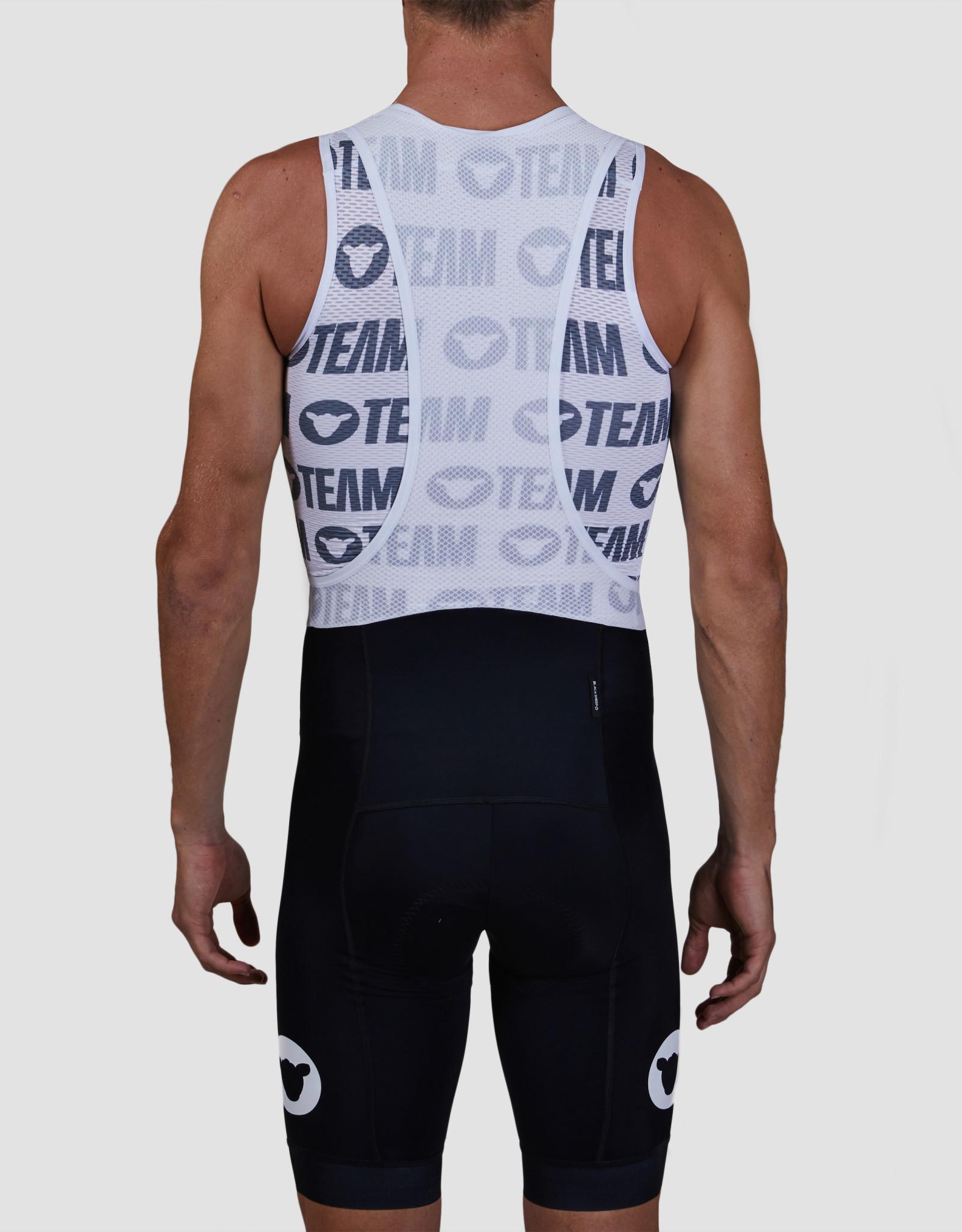 Black Sheep Cycling Men's Essentials TEAM broek - zwart