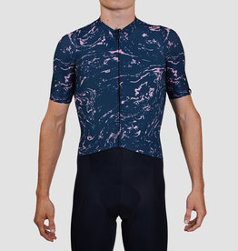 Black Sheep Cycling Men's Essentials TEAM Jersey - Marble Slate