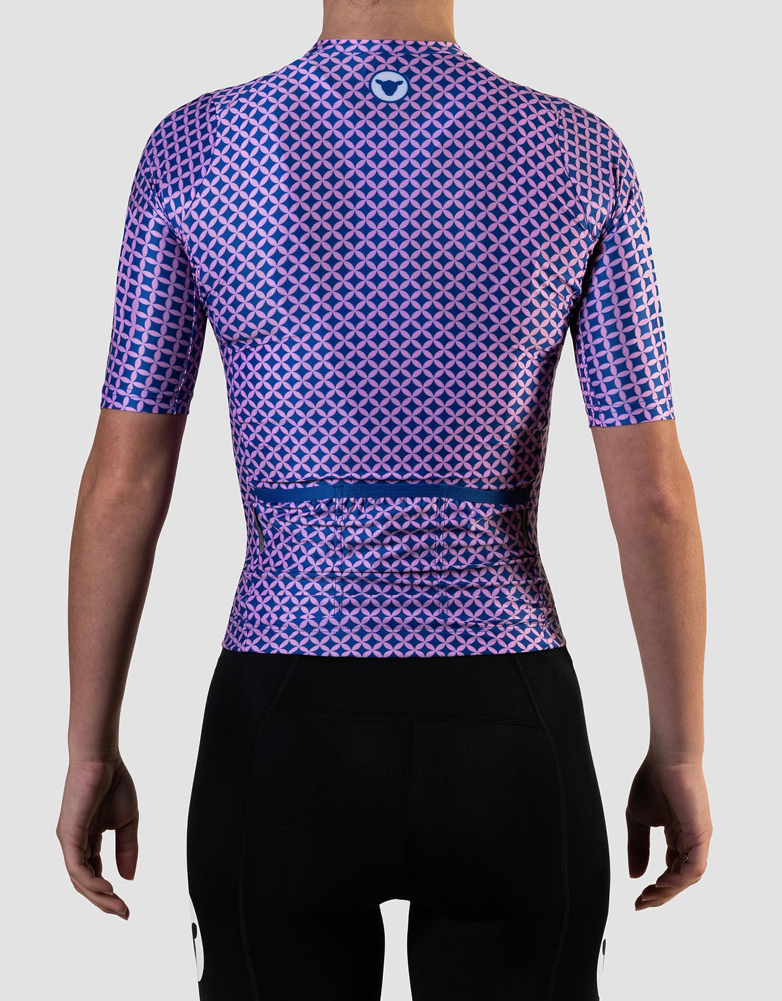 Black Sheep Cycling Women's LTD Tokyo jersey - Shippo