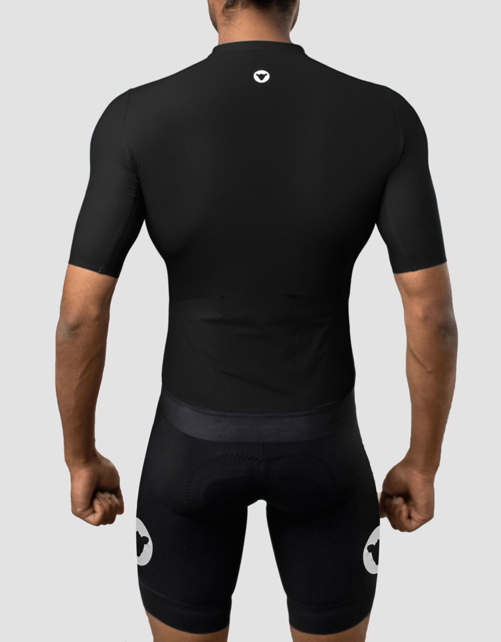Black Sheep Cycling Men's Racing Climbers jersey - Black