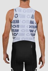 Black Sheep Cycling Men's Essentials TEAM ondergoed - wit