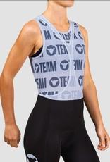 Black Sheep Cycling Women's Essentials TEAM ondergoed - wit