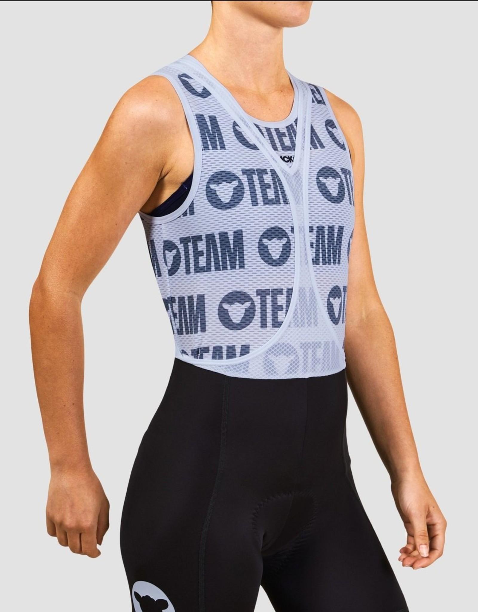 Black Sheep Cycling Women's Essentials TEAM Ugarment - White