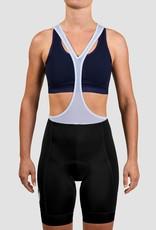 Black Sheep Cycling Women's Essentials TEAM broek - zwart