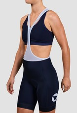 Black Sheep Cycling Women's Essentials TEAM Bib - Short Navy