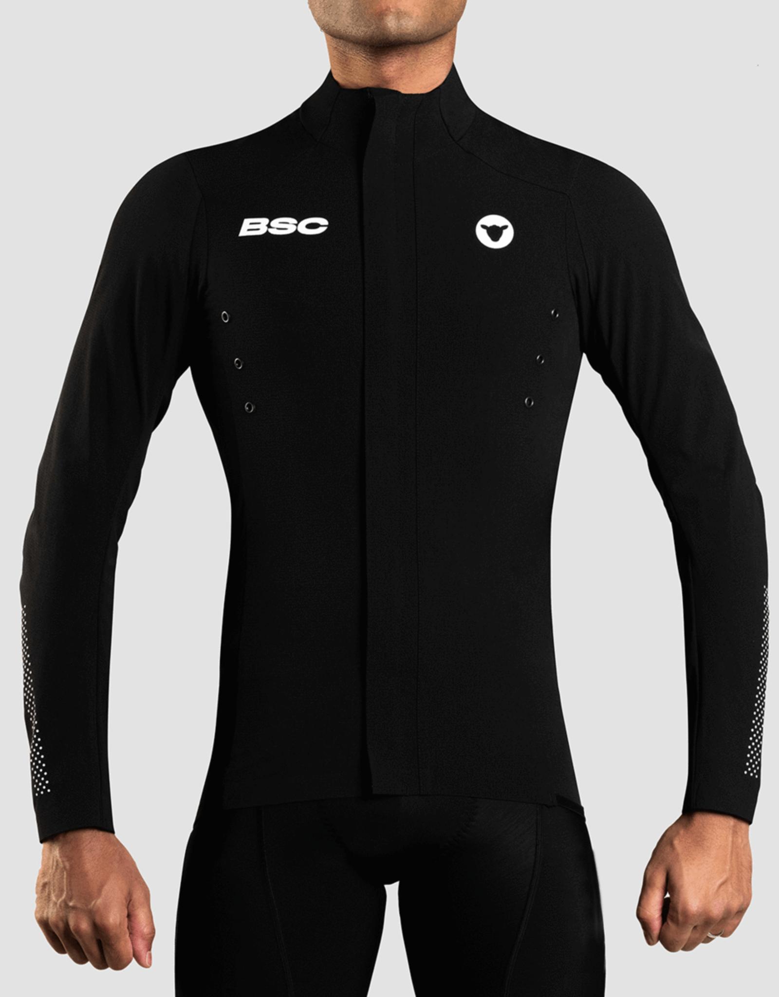 Black Sheep Cycling Men's Elements Micro Jacket - Zwart