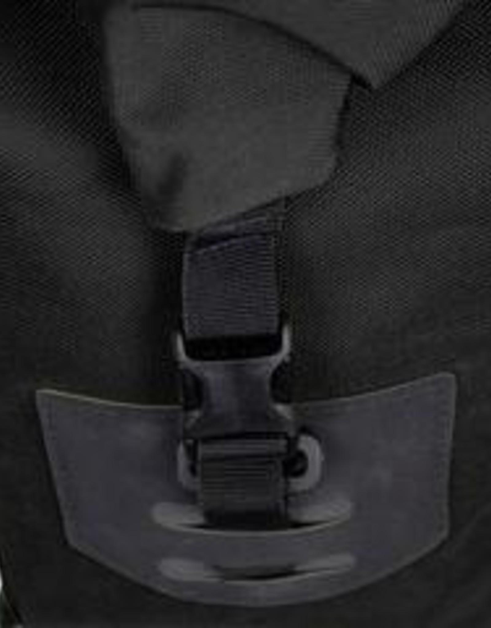 Restrap Fietstas 22L - zwart