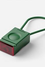 Bookman Block Light Rear USB rechargeable