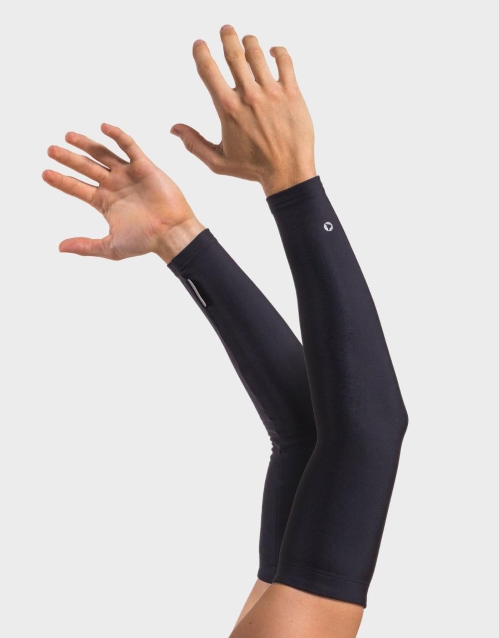 Black Sheep Cycling Elements Arm Warmers - Black