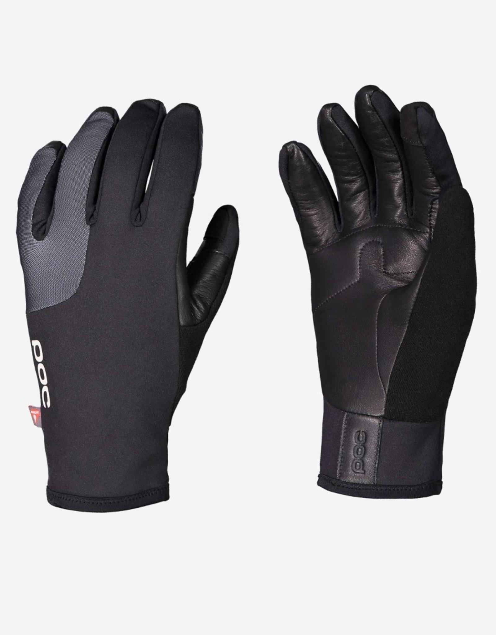 POC Thermische fietshandschoen voor in de winter - uranium zwart