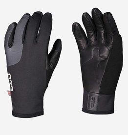 POC Thermal cycling glove - uranium black