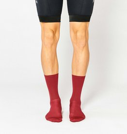 Fingerscrossed Cycling socks Classic Merlot