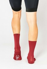 Fingerscrossed Cycling socks Classic Collection Merlot